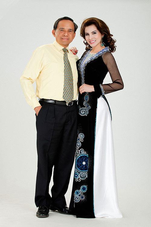 Chồng quý bà Kim Hồng lần đầu tâm sự về vợ-2