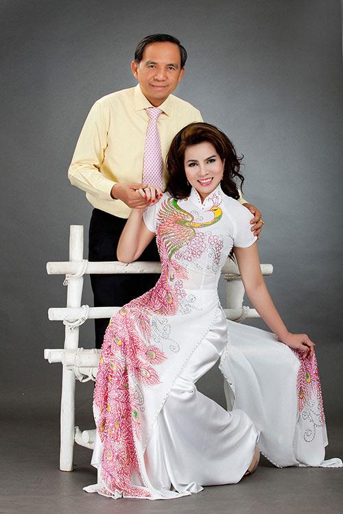 Chồng quý bà Kim Hồng lần đầu tâm sự về vợ-3
