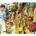 Mua sắm - Giá cả - TPHCM: Sôi động thị trường hoa trước ngày 8/3