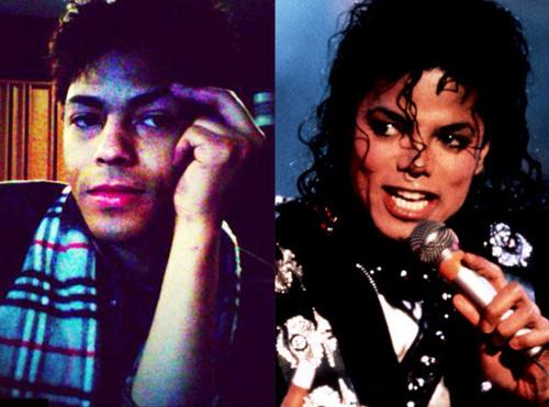 Rộn thông tin Michael Jackson có con rơi-1