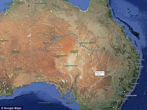 Du khách Đức mất tích ở Úc sống sót nhờ ăn... ruồi-2