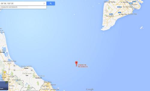 Máy bay mất tích cách Phú Quốc 153 hải lý - 1