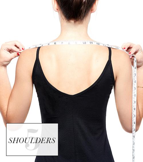 Mách chị em cách đo cơ thể mua hàng online - 5