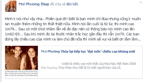 "mai phuong thuy: ""toi van cao 1m79 thoi"" - 3"