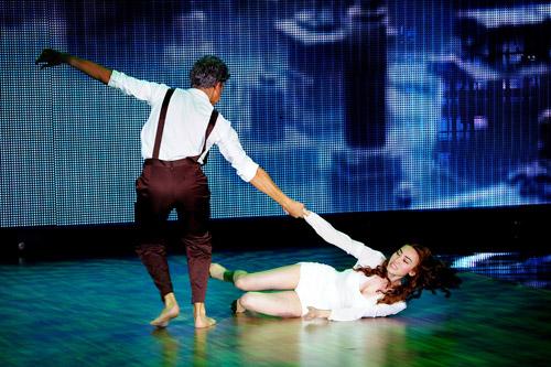 Cơn mưa nước mắt ở Bước nhảy Hoàn vũ liveshow 8-6
