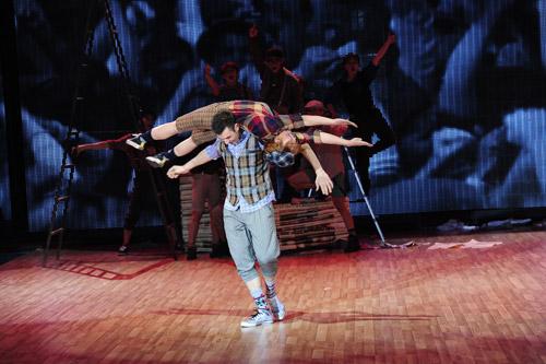 Cơn mưa nước mắt ở Bước nhảy Hoàn vũ liveshow 8-9