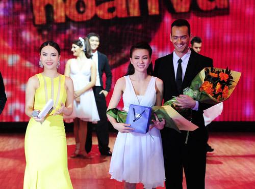 Cơn mưa nước mắt ở Bước nhảy Hoàn vũ liveshow 8-4