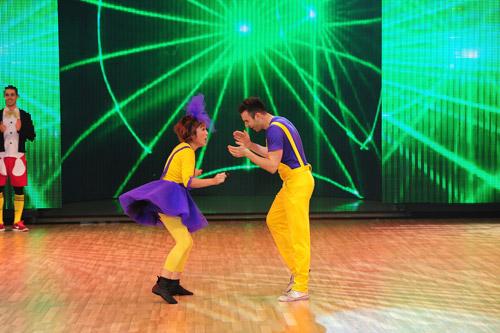 Cơn mưa nước mắt ở Bước nhảy Hoàn vũ liveshow 8-16