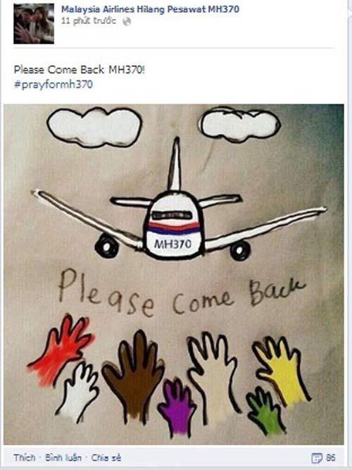 Cả thế giới cầu nguyện cho chiếc máy bay mất tích - 11