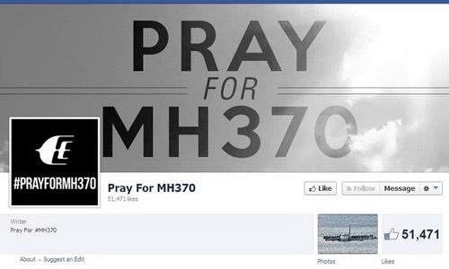 Cả thế giới cầu nguyện cho chiếc máy bay mất tích - 2