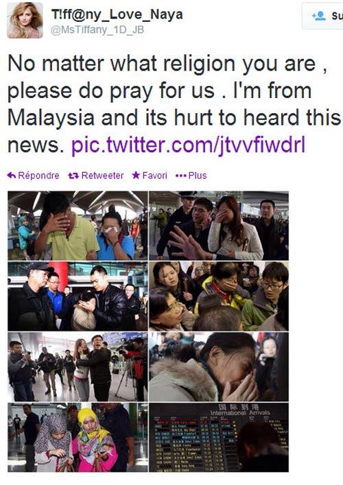 Cả thế giới cầu nguyện cho chiếc máy bay mất tích - 3