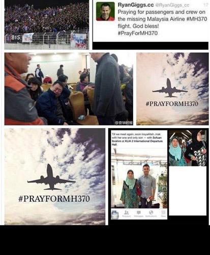 Cả thế giới cầu nguyện cho chiếc máy bay mất tích - 7