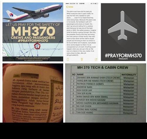 Cả thế giới cầu nguyện cho chiếc máy bay mất tích - 8