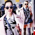 Thời trang - 'Lâm Đại Ngọc' 8X siêu chảnh ở sân bay