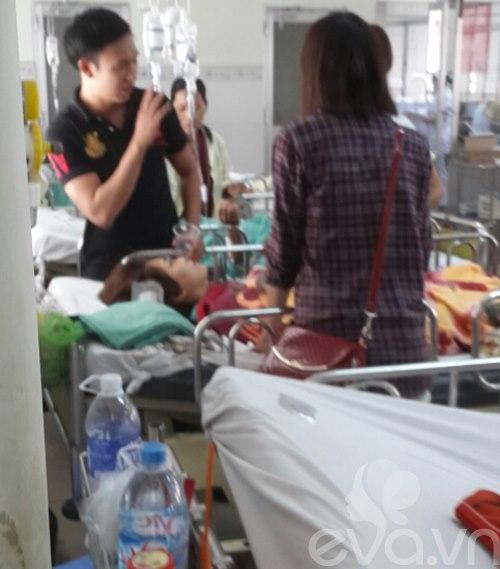 thi sinh next top lo lang cho suc khoe mau thuy - 1