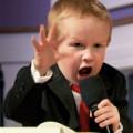 Làm mẹ - Thần đồng 4 tuổi diễn thuyết như Giáo sư
