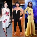 Thời trang - Phong cách bất ổn của Mỹ Tâm tại Vietnam Idol