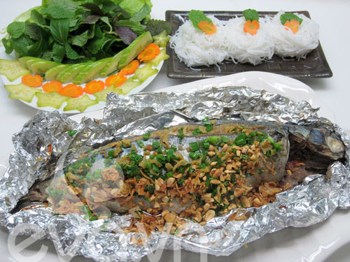 3 mon ca nuong thom lung - 3