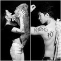 """Làng sao - Lương Bằng Quang và bạn gái kêu gọi """"không hôi của"""""""