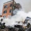 Tin tức - Tòa nhà 5 tầng sập sau tiếng nổ tại New York