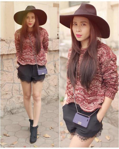 luu huong giang 'choi' phu kien sanh nhu fashionista - 1