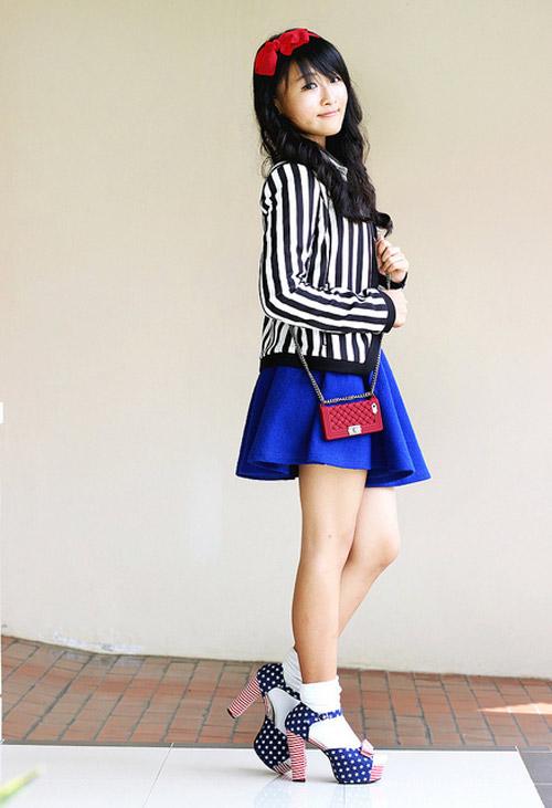 luu huong giang 'choi' phu kien sanh nhu fashionista - 6