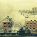 Video: Nổ lớn kinh hoàng gây sập nhà ở New York
