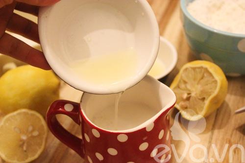 Bánh bông lan bơ hương chanh thơm nức - 3