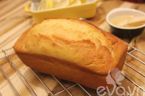 Bánh bông lan bơ hương chanh thơm nức - 14