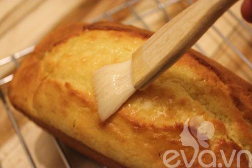 Bánh bông lan bơ hương chanh thơm nức - 15