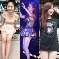 Thời trang - Mốt váy áo ngắn cũn phản cảm của Hương Tràm