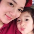 Làng sao - Con gái Nguyễn Thị Huyền càng lớn càng yêu