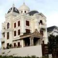 Nhà đẹp - Lâu đài ngập gỗ của đại gia đất Cảng