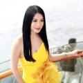 Thời trang - Trương Ngọc Ánh rạng rỡ với đầm vàng cúp ngực