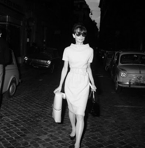 loat anh street style quy gia cua audrey hepburn - 16