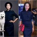 Thời trang - Sao Việt phối đồ như...sinh đôi