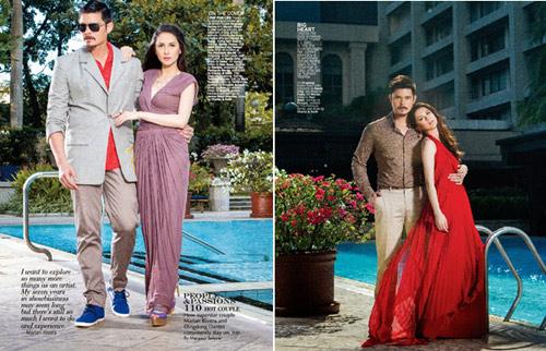 Mỹ nhân đẹp nhất Philippines quấn quýt bên bạn trai-5