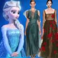 Thời trang - Thiết kế biến cô gái thành công chúa!