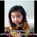 Làm mẹ - Cách mẹ Hàn dạy con tự vệ đáng nể quá!
