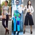 Thời trang - Huyền Trang đón đầu 3 kiểu quần cực mốt