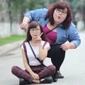 Làm đẹp - Cô gái Hà Nội xinh tươi nặng hơn 100kg
