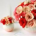Nhà đẹp - 3 bước để có bình hoa Ombre xinh yêu