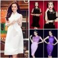 Thời trang - Phong cách 'tắc kè hoa' của Angela Phương Trinh