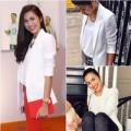 Thời trang - Hà Tăng mãi đam mê 1 chiếc blazer trắng!