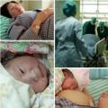 Bà bầu - Xem một ca đẻ mổ của mẹ Trung Quốc