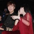 Làng sao - Lee Min Ho, Băng Phạm thân mật chốn hậu trường