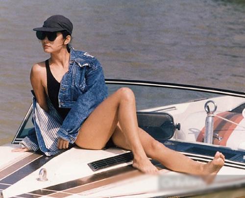 lọ ảnh bikini hiém của minh tinh hoa ngũ - 3