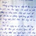 Tin tức - Thư tuyệt mệnh của cô giáo chết cùng hai con