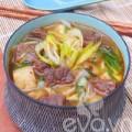 Bếp Eva - Canh kim chi thịt bò ngon miệng