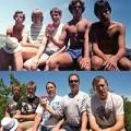 Xem & Đọc - Nhóm 5 chàng trai chụp 1 kiểu ảnh trong 30 năm